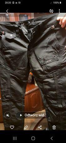Spodnie męski  czarne