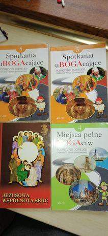 Książki do Religi