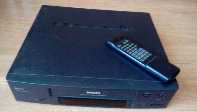 Magnetowid Philips VR 451 HQ; Longplay; NTSC playback