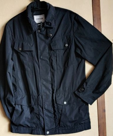 Легкая куртка Geox с технологией Respira. Размер 50