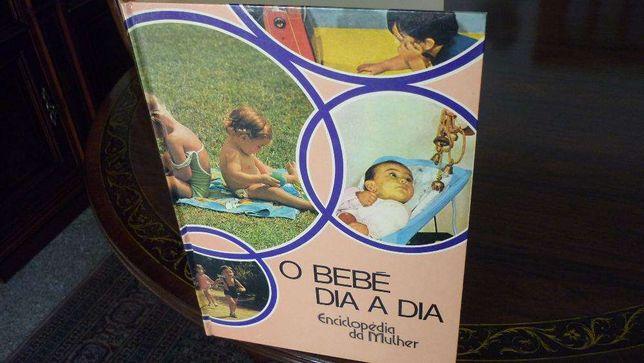 1 - Livro O Bebe Dia a Dia, Enciclopedia