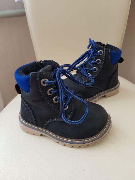Ботинки сапоги зима 22 р