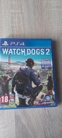 Watch dogs 2 ps4 zamienię lub sprzedam