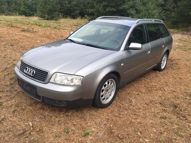 Szyba przednia czołowa Audi A6 C5 oryginalna części
