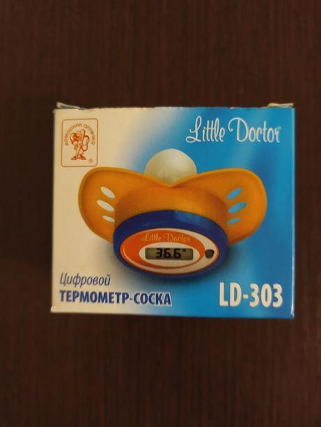 Цифровий термометр соска Lindo- 303