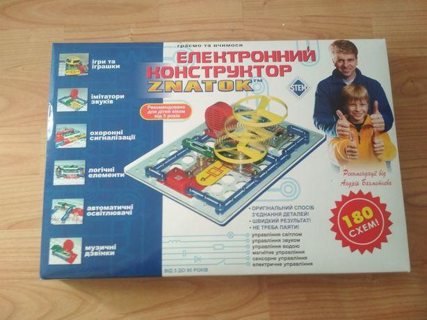 Продам конструктор електронний ZNATOK