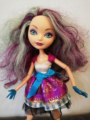 Śliczna lalka Barbie Mattel Ever After High Madeline Heater