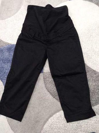 Spodnie ciążowe za kolano rozmiar 38