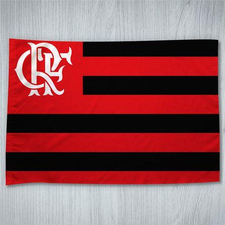 Bandeira do Flamengo ou outra equipa a escolha -Bandeira personalizada