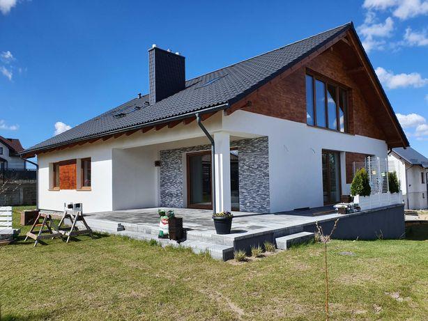 Podbitki dachowe Ocieplenia Elewacje Budowa Wiat z drewna
