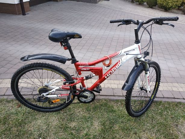 Rower sprawny zadbany.
