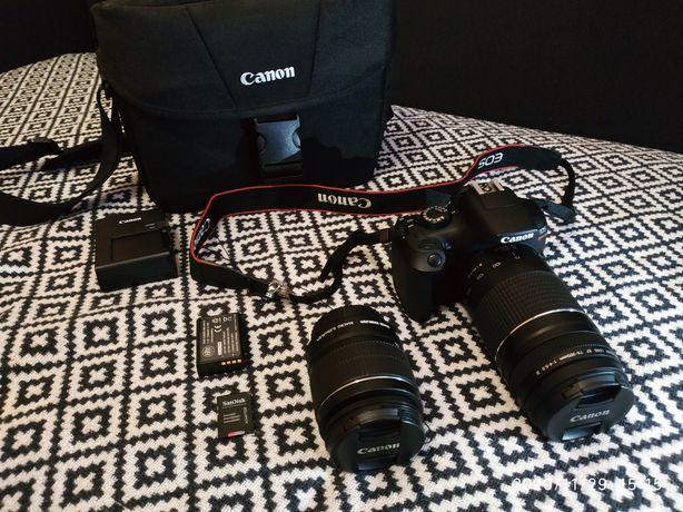 Canon EOS Rebel T6 [zestaw]