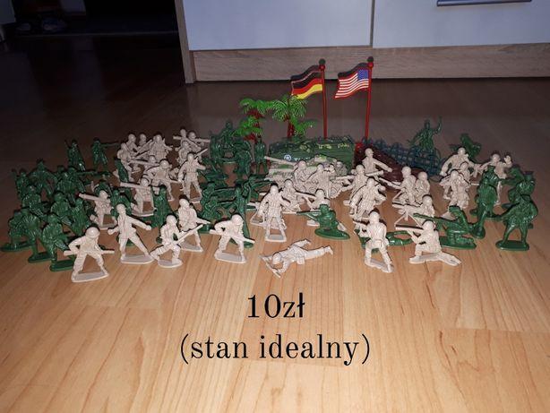 Zestaw żołnierzyków jak nowe STAN IDEALNY