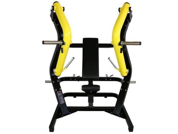 Maszyna na klatkę piersiową (wide chest press)