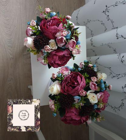 Komplet Flower Boxów