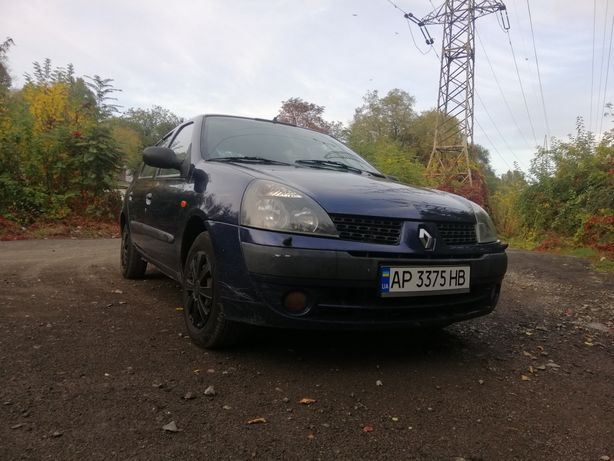 Renault Symbol газ