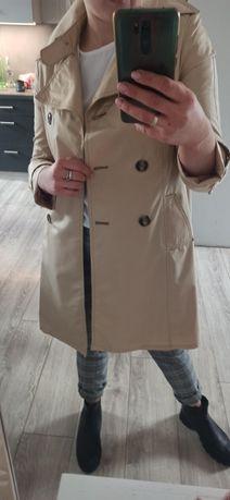 Trencz płaszcz damski