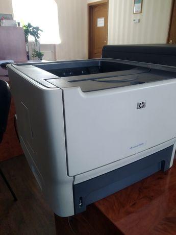 Принтер лазерний HP Р2015 n