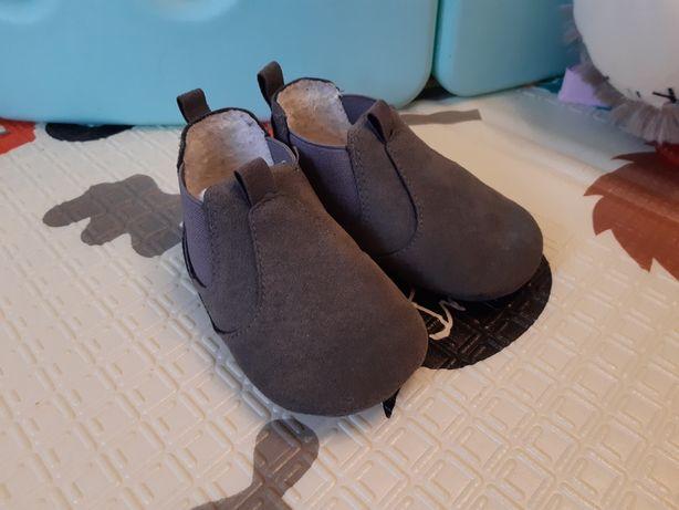 Ботинки пинетки (осень-весна)