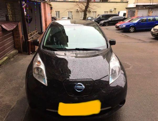 550 грн/сутки, Nissan Leaf 30 кв, аренда авто Киев