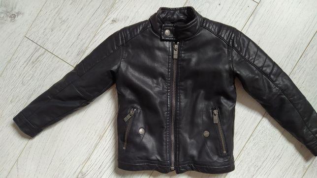 Куртка демисезонная из эко-кожи, Sfera, 3-4 года