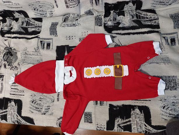 Новорічний костюм р.6м-12м.