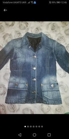 Куртка джинсовая, курточка джинсовая