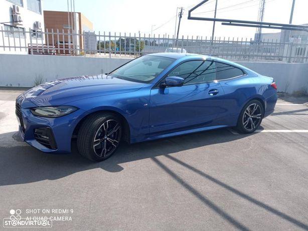 BMW 420 d Pack M