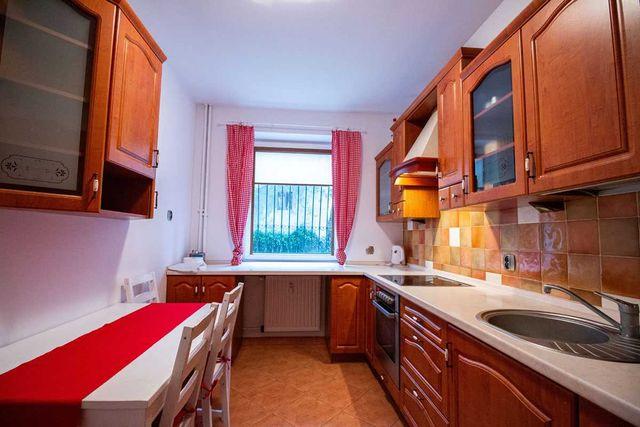 Mieszkanie dwupokojowe z kuchnią 57 m.