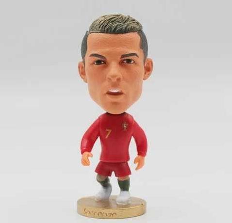 Figuras PVC futebol