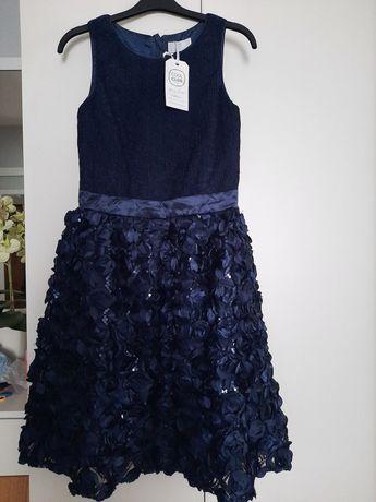 Sukienka dziewczęca Smyk 158