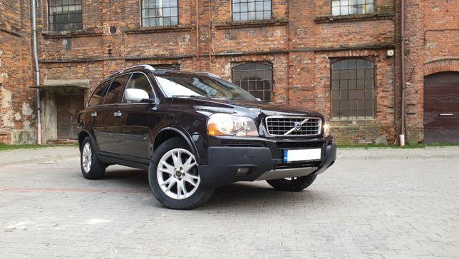 Volvo XC90 2,4 D5 - 7 osobowy, 163 KM