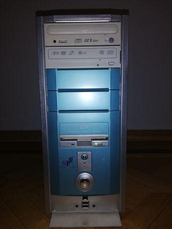 Komputer Celerona E1200, 2GB DDR2, 500GB HDD