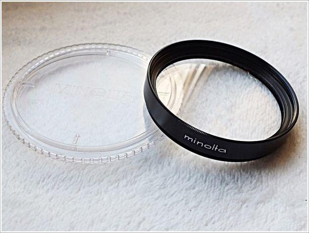 Soczewka / Filtr MINOLTA Close-UP Lens No 0 MAKRO 55MM