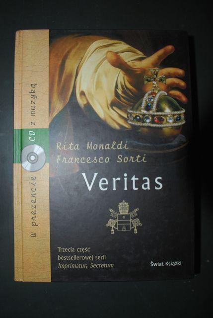 Veritas, Rita Monaldi, Francesco Sorti