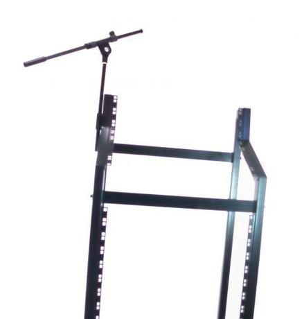 "Profesjonalny Rack Stand 19"" na kołach Ibiza SR19"