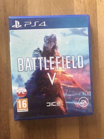 Gra Batterfield PS4 zamiana