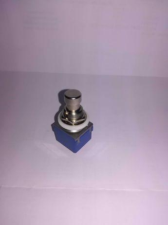 Interruptores 3PDT para pedal de guitarra - 9 pinos (novos)