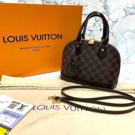 Torebka Louis Vuitton Alma BB/ skóra naturalna Premium Promocja!