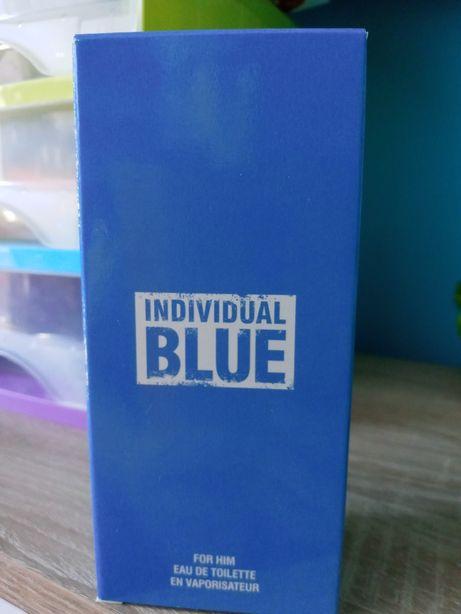Individual blue 100 ml avon