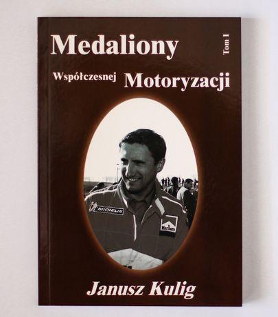 Medaliony Motoryzacji - Janusz Kulig (rajdy samochodowe)