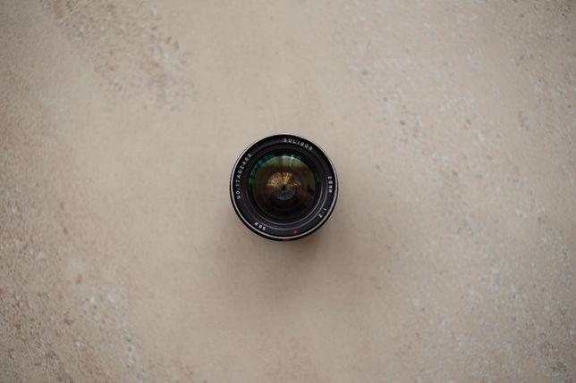 Soligor 28mm F2.0 for Nikon (редкий)
