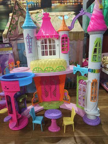 """""""Конфетный дворец"""", замок, домик Barbie Dreamtopia Свитвиль Mattel"""