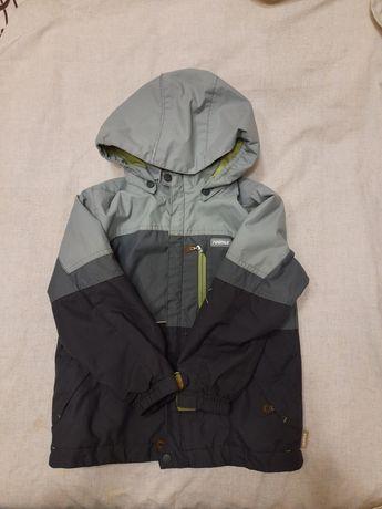 Демисезонная куртка reima 104-110