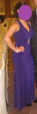 długa sukienka sylwester / studniówka