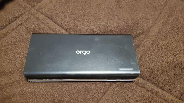 Павербанк ERGO 20000 mAh Black (LI-88)