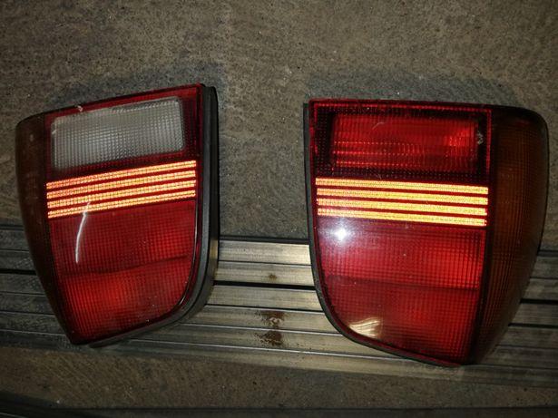 Farolins traseiros VW polo 96