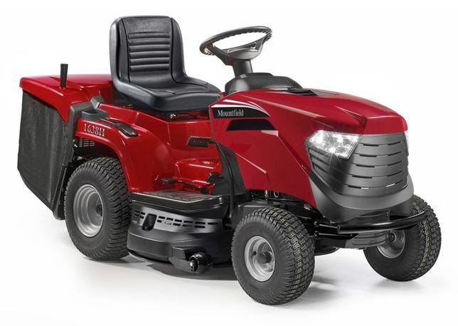 Traktorek Mountfield 1638H, Stiga 3398 HW - Baras