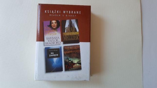 Książka Readest Digest: 4 w jednym tomie Książki wybrane