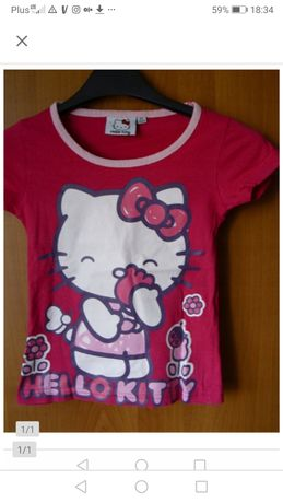 Bluzeczka 110 dla dziewczynki